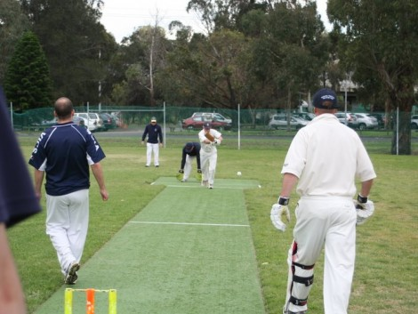 VBCA v Australian Cricket Society - Sunday 6th November, 2011