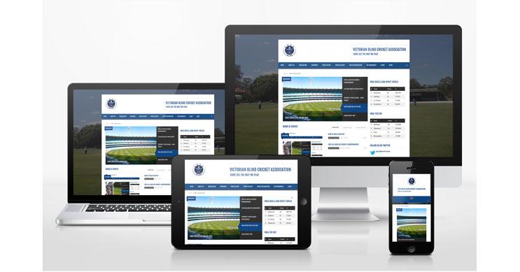 New VBCA web site