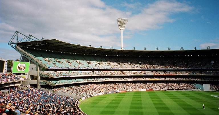Blind Cricket at the MCG – 15 November