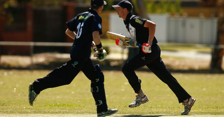 NSW and VIC book spots in Blind Final
