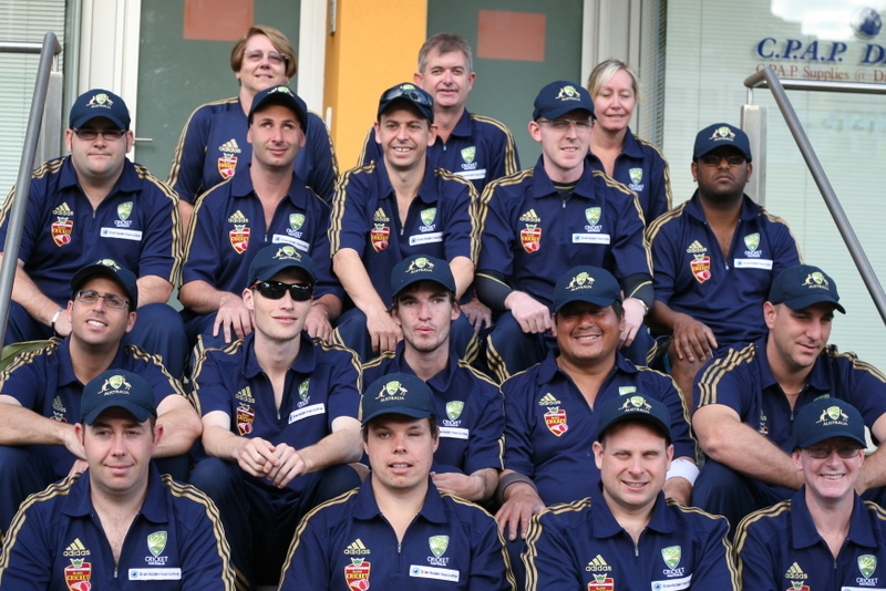 T20 Blind Cricket World Cup Squad