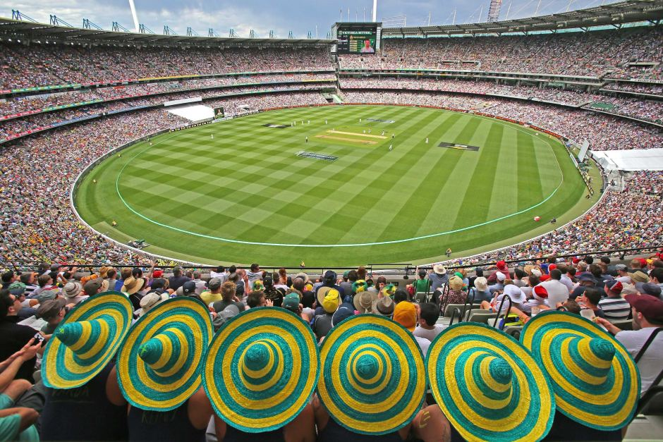 2016 Blind Cricket at the MCG Experience